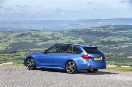 BMW 3 Series Touring Special Edition 320i M Sport Shadow Edition 5dr