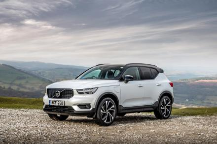 Volvo Xc40 Estate 2.0 T4 R DESIGN 5dr AWD Geartronic