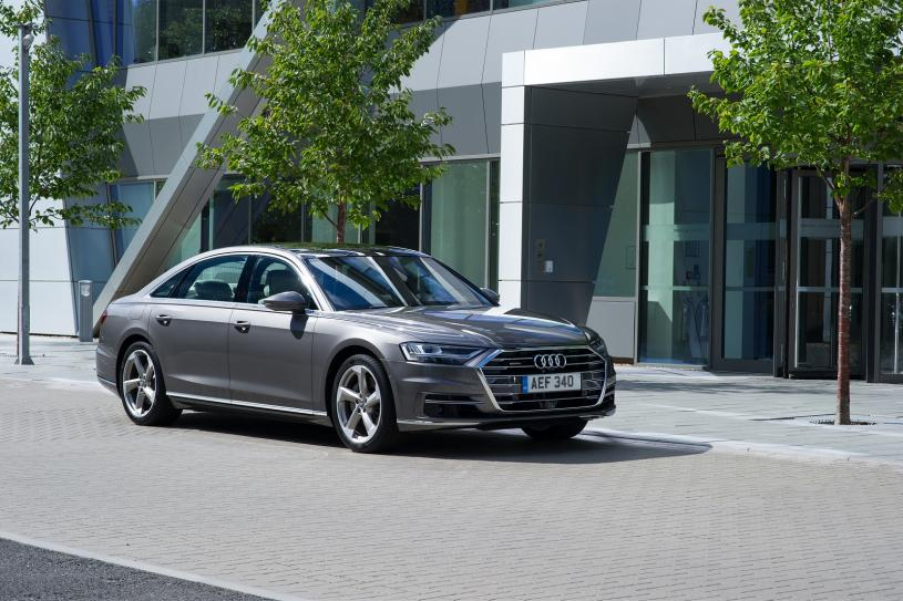 Audi A8 Diesel Saloon L 50 TDI Quattro S Line 4dr Tiptronic