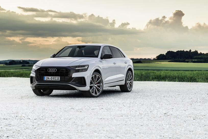 Audi Q8 Diesel Estate 50 TDI Quattro Vorsprung 5dr Tiptronic