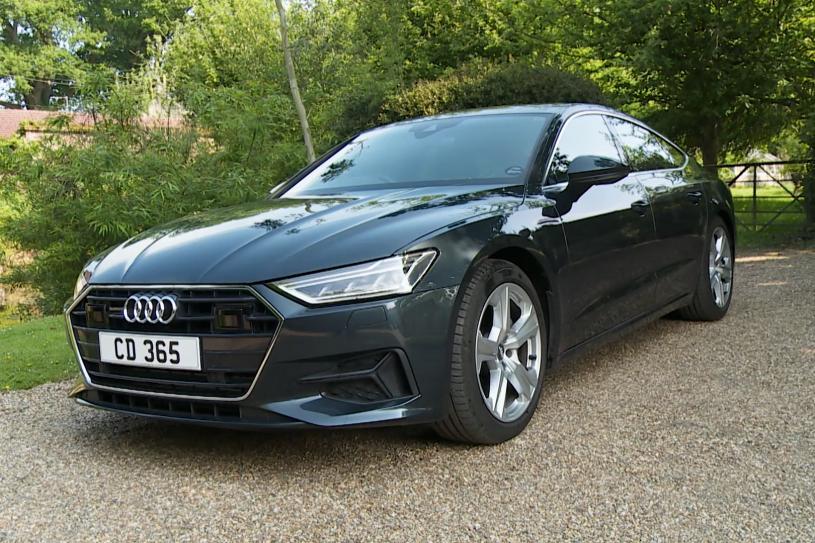 Audi A7 Diesel Sportback 40 TDI Quattro S Line 5dr S Tronic [Comfort+Sound]
