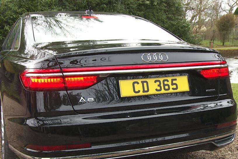 Audi A8 Saloon 55 TFSI Quattro S Line 4dr Tiptronic