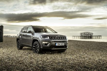Jeep Compass Sw Special Editions 1.4 Multiair 140 Night Eagle 5dr [2WD]