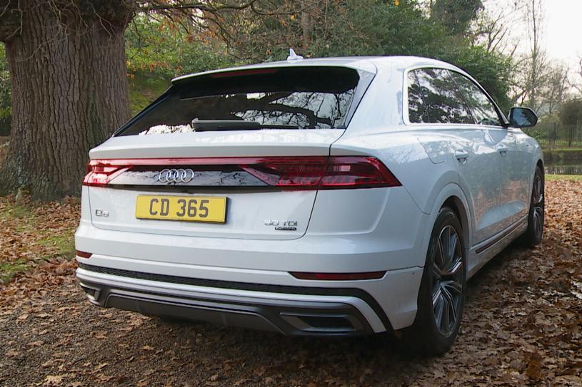 Audi Q8 Estate 55 TFSI Quattro Vorsprung 5dr Tiptronic