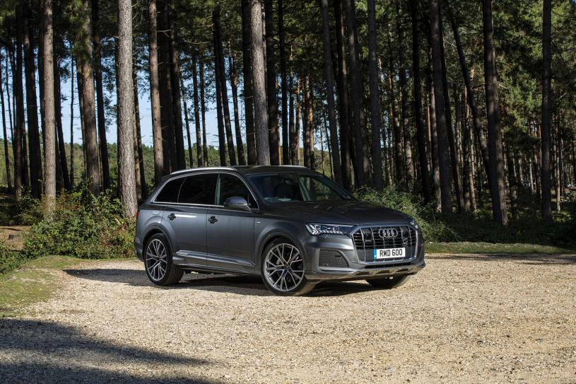 Audi Q7 Diesel Estate 45 TDI Quattro S Line 5dr Tiptronic [C+S Pack]