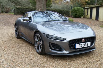 Jaguar F-type Coupe 5.0 P575 Supercharged V8 R 2dr Auto AWD