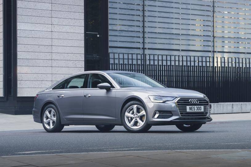 Audi A6 Saloon 55 TFSI e 17.9kWh Quattro Competition 4dr S Tronic