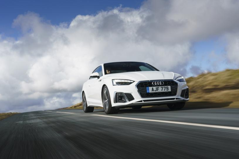 Audi A5 Diesel Coupe 35 TDI Vorsprung 2dr S Tronic