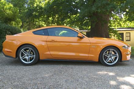 Ford Mustang Fastback 5.0 V8 449 GT [Custom Pack 4] 2dr