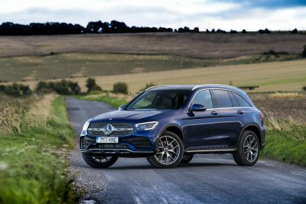Mercedes-Benz Glc Coupe GLC 300e 4Matic AMG Line 5dr 9G-Tronic
