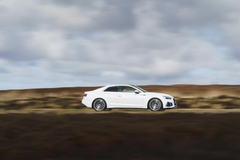 Audi A5 Diesel Coupe 35 TDI S Line 2dr S Tronic [Comfort+Sound]