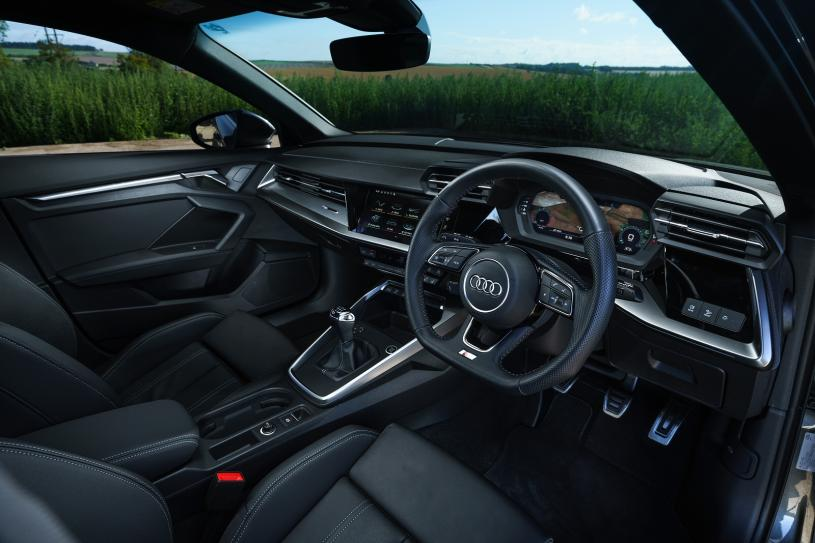 Audi A3 Sportback Special Editions 35 TFSI Edition 1 5dr S Tronic