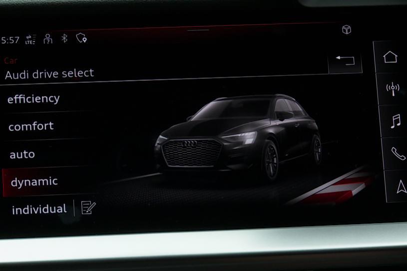 Audi A3 Sportback 35 TFSI S line 5dr [Comfort+Sound]