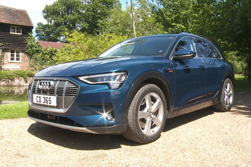 Audi E-tron Estate 300kW 55 Quattro 95kWh Technik 5dr Auto