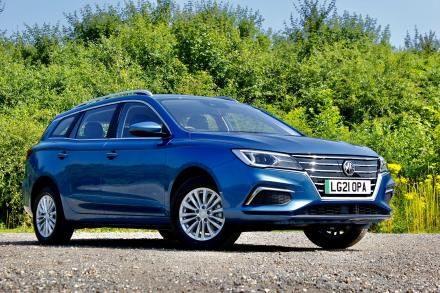 MG Mg5 Electric Estate 115kW Exclusive EV 53kWh 5dr Auto