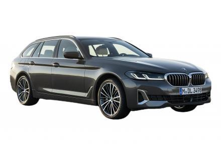 BMW 5 Series Diesel Touring 520d xDrive MHT M Sport 5dr Step Auto