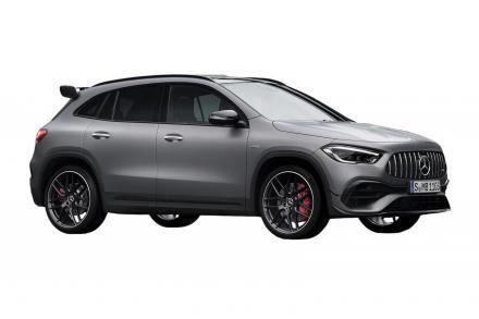 Mercedes-Benz Gla Amg Hatchback GLA 45 S 4Matic+ Plus 5dr Auto