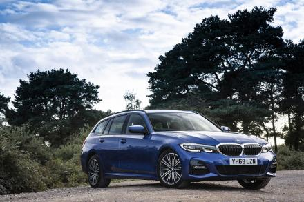 BMW 3 Series Touring 330i M Sport 5dr Step Auto [Pro Pack]