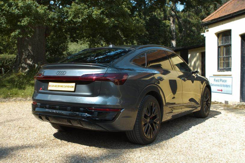 Audi Q8 Estate SQ8 TFSI Quattro Vorsprung 5dr Tiptronic