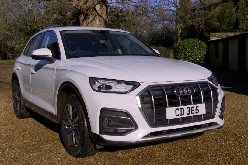 Audi Q5 Estate Special Editions 45 TFSI Quattro Edition 1 5dr S Tronic