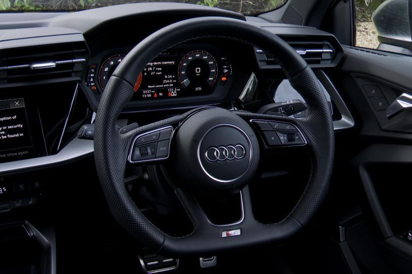 Audi A3 Sportback S3 TFSI Quattro Vorsprung 5dr S Tronic