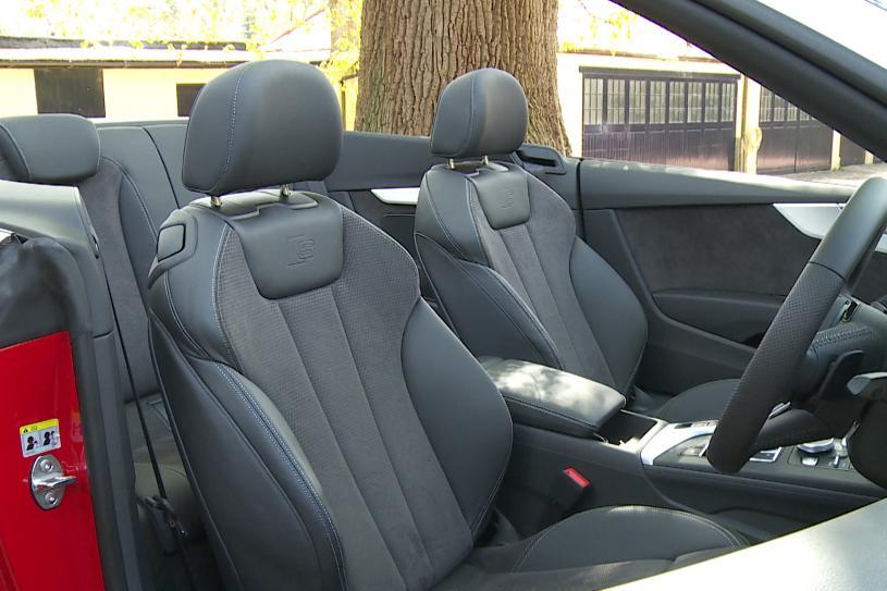 Audi A5 Cabriolet 45 TFSI 265 Quattro S Line 2dr S Tronic