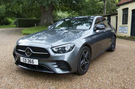 Mercedes-Benz E Class Diesel Saloon E400d 4Matic AMG Line Night Ed Prem+ 4dr 9G-Tronic