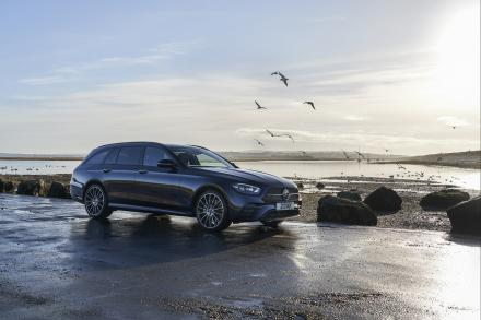 Mercedes-Benz E Class Diesel Estate E300de AMG Line Night Edition Prem+ 5dr 9G-Tronic