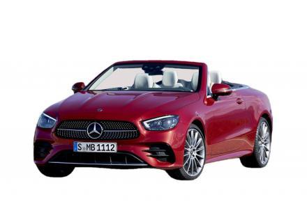 Mercedes-Benz E Class Diesel Cabriolet E220d AMG Line Night Ed Premium+ 2dr 9G-Tronic