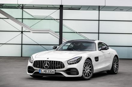 Mercedes-Benz Amg Gt Coupe GT Black Series Project One Edition 2dr Auto