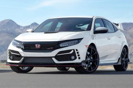 Honda Civic Hatchback Special Editions 2.0 VTEC Turbo Type R Limited Edition 5dr