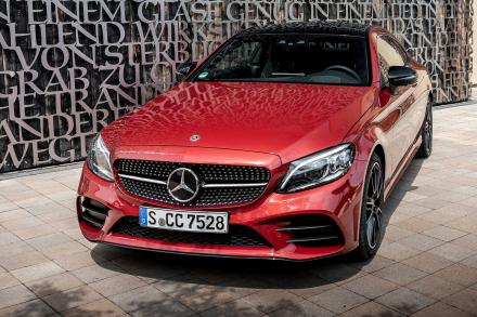 Mercedes-Benz C Class Amg Coupe Special Editions C63 S Night Edition Premium Plus 2dr MCT