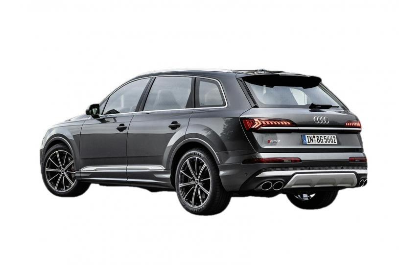 Audi Q7 Estate SQ7 TFSI Quattro Black Edition 5dr Tiptronic
