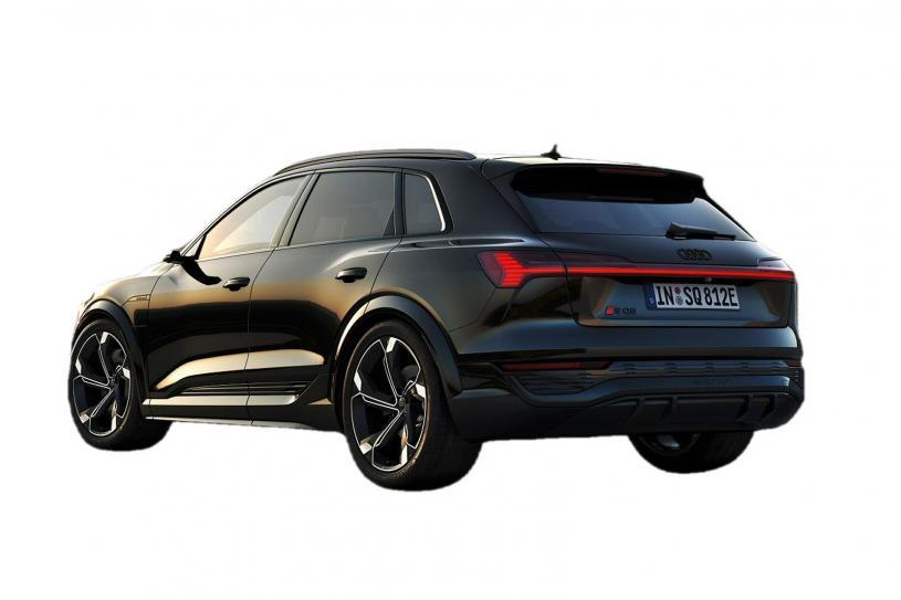 Audi Q8 Estate SQ8 TFSI Quattro Black Edn 5dr Tiptronic [C+S]