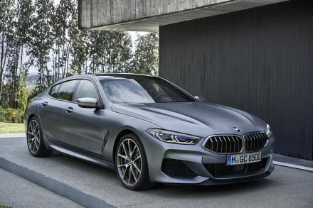 BMW 8 Series Gran Coupe 840i [333] sDrive M Sport 4dr Auto [Ultimate Pack]