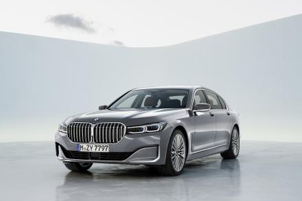 BMW 7 Series Saloon 740i [333] M Sport 4dr Auto [Ultimate Pack]