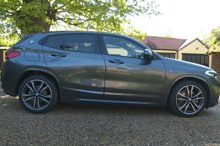 BMW X2 Hatchback xDrive 20i [178] M Sport 5dr Step Auto [Tec II/Pr]