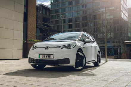 Volkswagen Id.3 Electric Hatchback 150kW Style Pro Performance 62kWh 5dr Auto