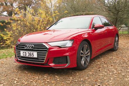 Audi A6 Saloon 40 TFSI S Line 4dr S Tronic