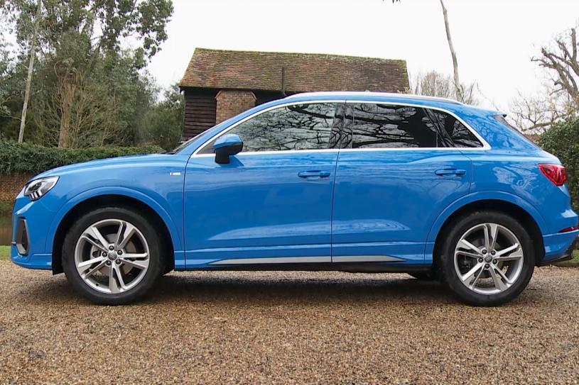 Audi Q3 Estate 35 TFSI Technik 5dr [Comfort+Sound Pack]