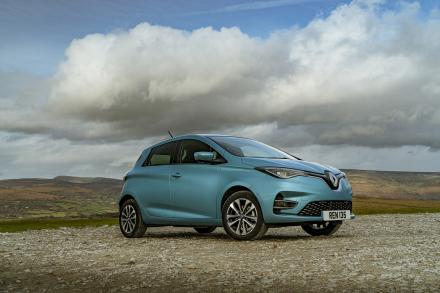 Renault Zoe Hatchback 80kW i Venture Ed R110 50kWh Rapid Charge 5dr Auto