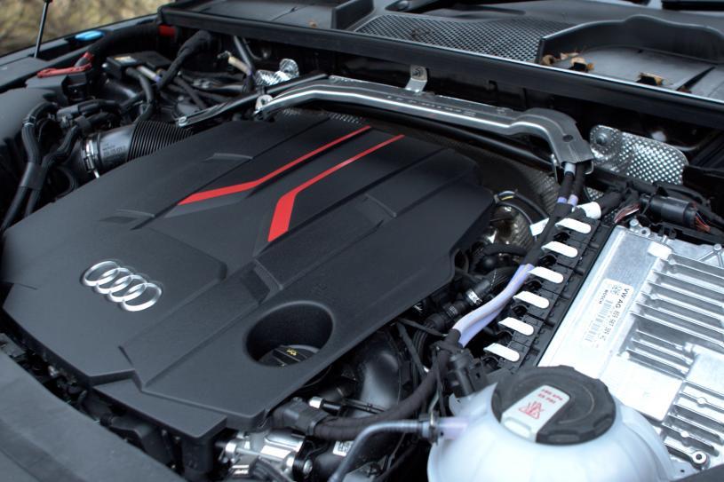 Audi Q5 Diesel Sportback SQ5 TDI Quattro 5dr Tiptronic [C+S]