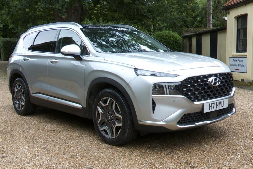 Hyundai Santa Fe Estate 1.6 TGDi Hybrid Premium 5dr 4WD Auto
