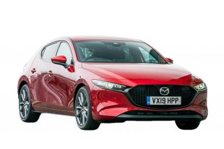 Mazda Mazda3 Hatchback 2.0 e-Skyactiv G MHEV Sport Lux 5dr Auto