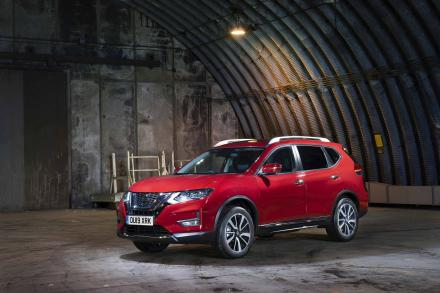 Nissan X-trail Station Wagon 1.3 DiG-T 158 Visia[Safety Shd+Pk] 5dr [7St] DCT