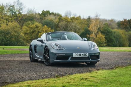 Porsche 718 Boxster Roadster Special Edition 4.0 25 Years 2dr PDK