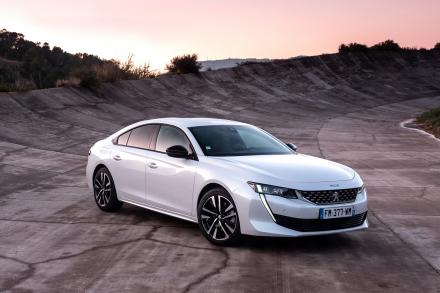 Peugeot 508 Fastback Special Editions 1.6 Hybrid Allure Edition 5dr e-EAT8