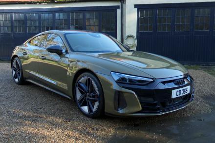Audi Rs E-tron Gt Saloon 475kW Quattro 93kWh 4dr Auto