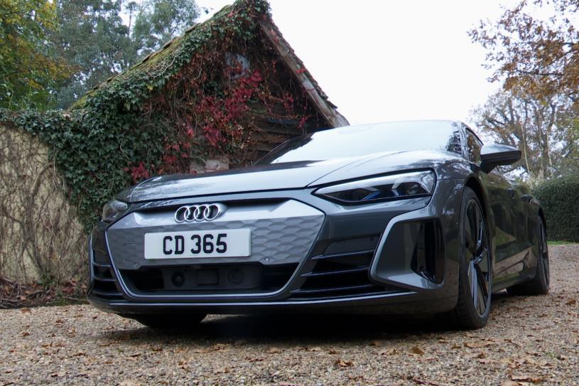 Audi E-tron Gt Saloon 390kW Quattro 93kWh Vorsprung 4dr Auto