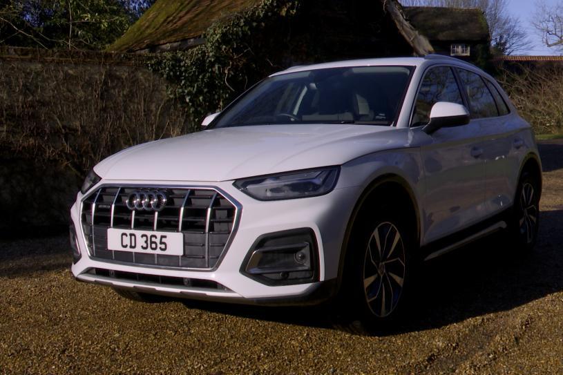 Audi Q5 Estate 50 TFSI e Quattro S Line 5dr S Tronic [C+S]